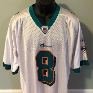 Culpepper Miami Dolphins Jersey 8 NFL Football